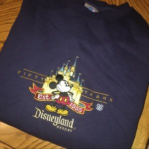 Exclusive 50 year Disneyland Sweater